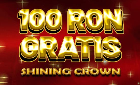 Cum să joci păcănele aparate cu coroane de 100 RON gratis