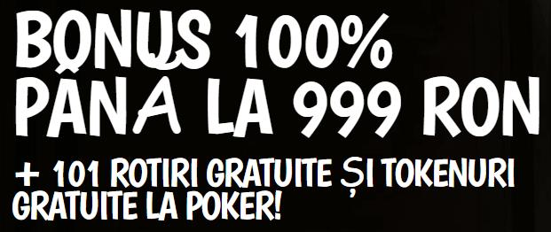 Cod Promoțional Vlad Cazino – Pași Activare Bonus 999 LEI
