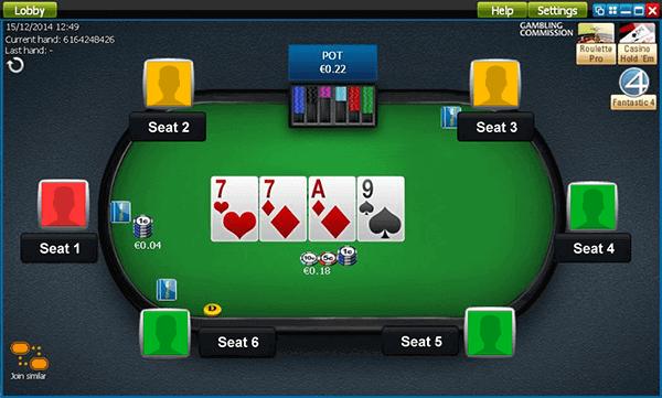 Cum să joci poker de acasă online cu prietenii
