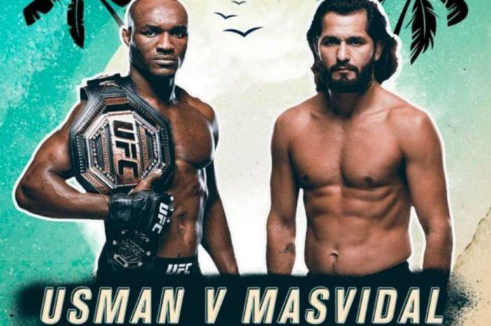 Ponturi Pariuri Kamaru Usman vs Jorge Masvidal @ UFC 251